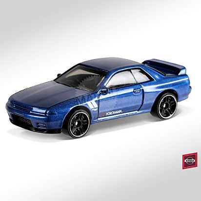 Nissan Skyline Gt R Bnr32 Fyb74 Hot Wheels Collectors