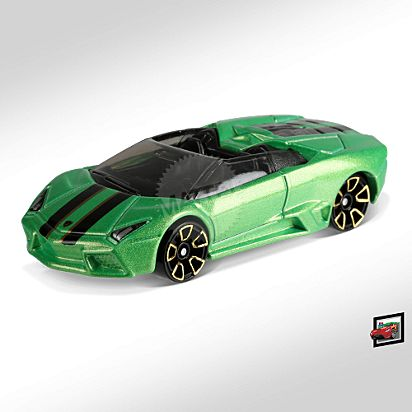 Lamborghini Reventon Roadster Fyd28 Hot Wheels Collectors