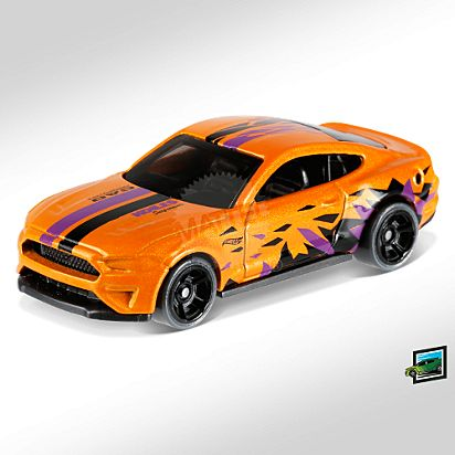 2018 Ford Mustang Gt >> 2018 Ford Mustang Gt Fyd37 Hot Wheels Collectors