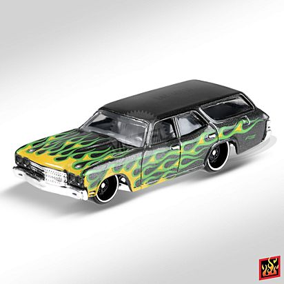 70 Chevelle Ss Wagon Fyf14 Hot Wheels Collectors