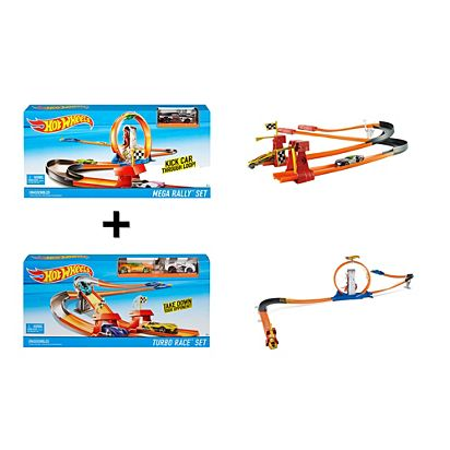 Image For Race Track 2 Pack From Mattel