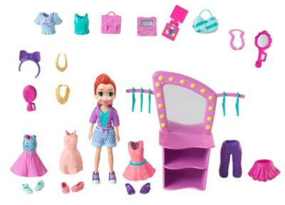 Polly Pocket Fiercely Fab Studio Pack