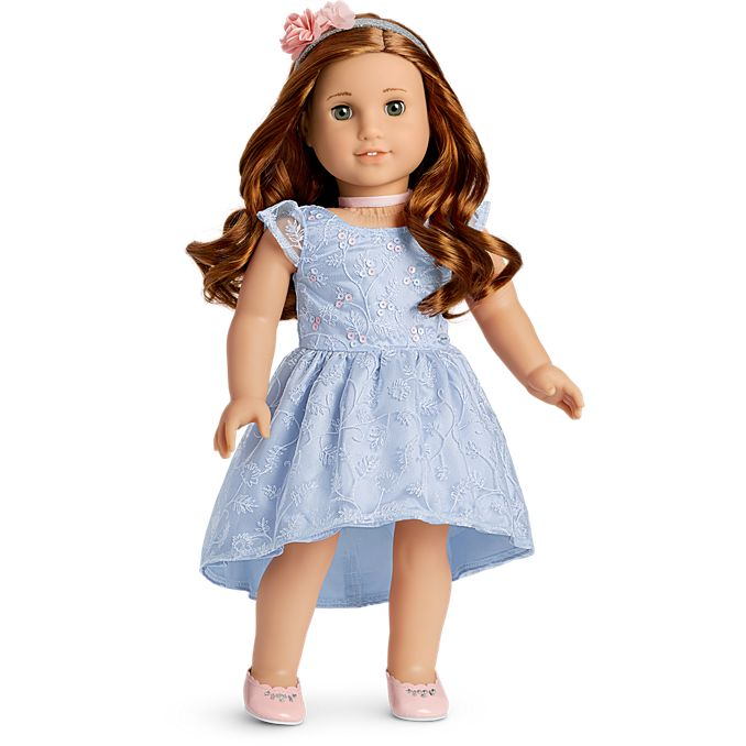 Image for Blaire's Bridesmaid Dress from American Girl