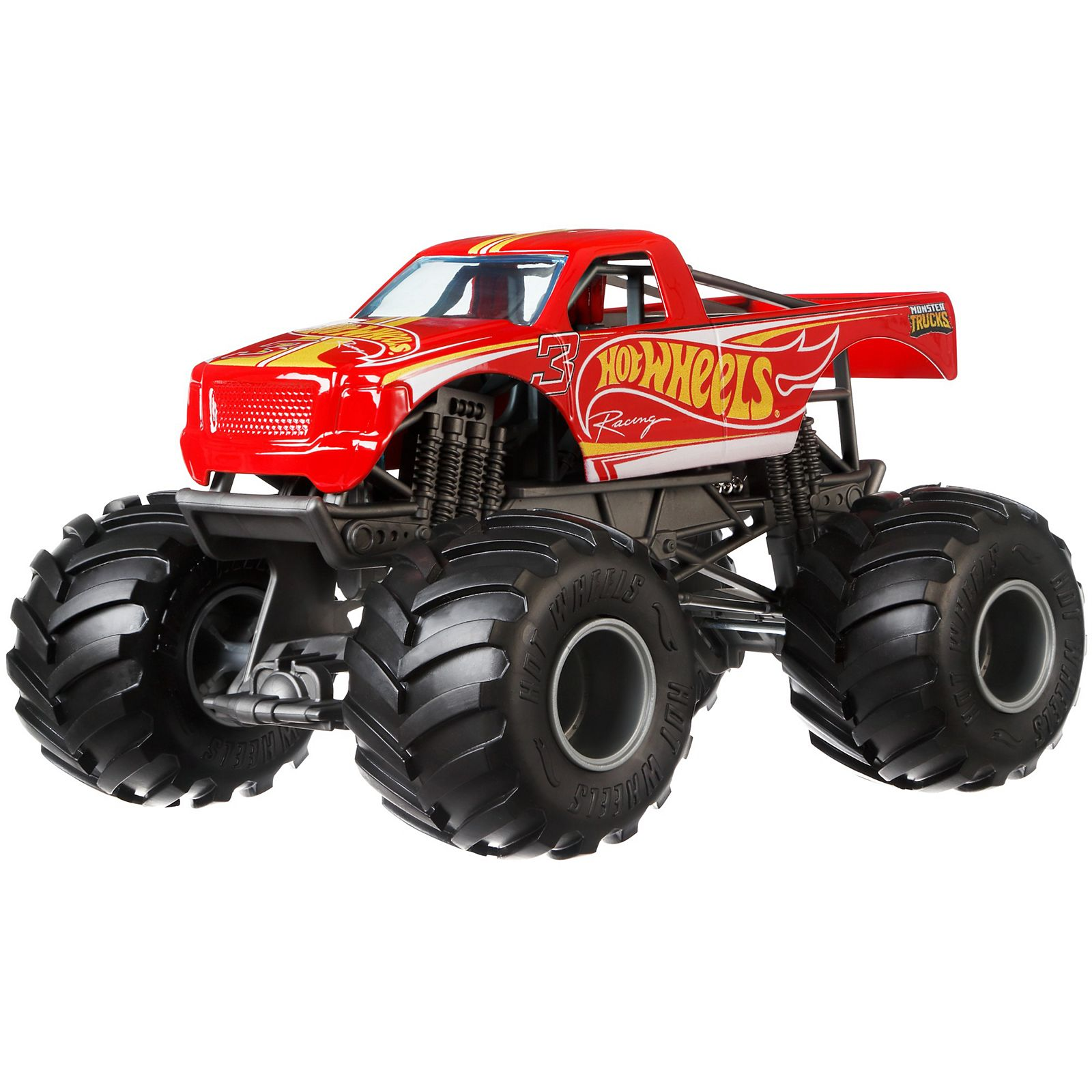 Hot Wheels Monster Trucks Racing Vehicle Hot Wheels