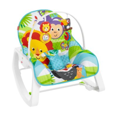 Super Infant To Toddler Rocker Forest Fun Fisher Price Onthecornerstone Fun Painted Chair Ideas Images Onthecornerstoneorg