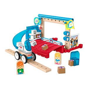 Wonder Makers Building And Track Sets Fisher Price Us