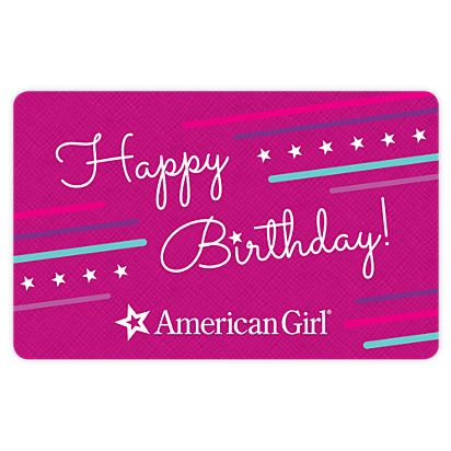 Image For From American Girl