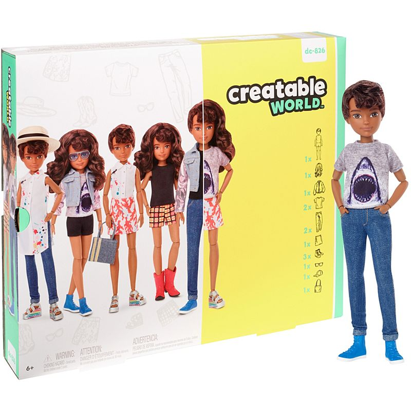 Image for CNVS 6 from Mattel