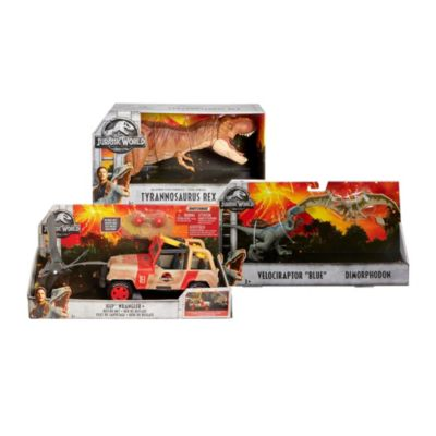 Jurassic World Colossal Play Gift Set
