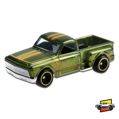 69 Chevy Pickup Ghg19 Hot Wheels Collectors