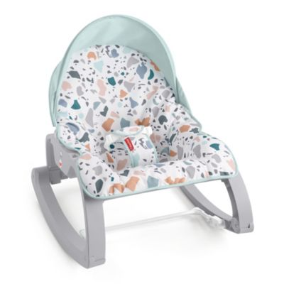 Pacific Pebble Fisher-Price Deluxe Infant-To-Toddler Rocker Seat