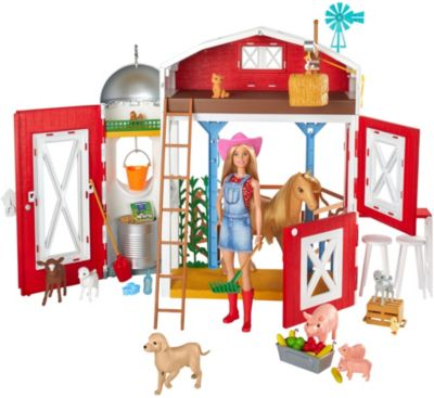 Barbie Sweet Orchard Farm Playset Gjb66