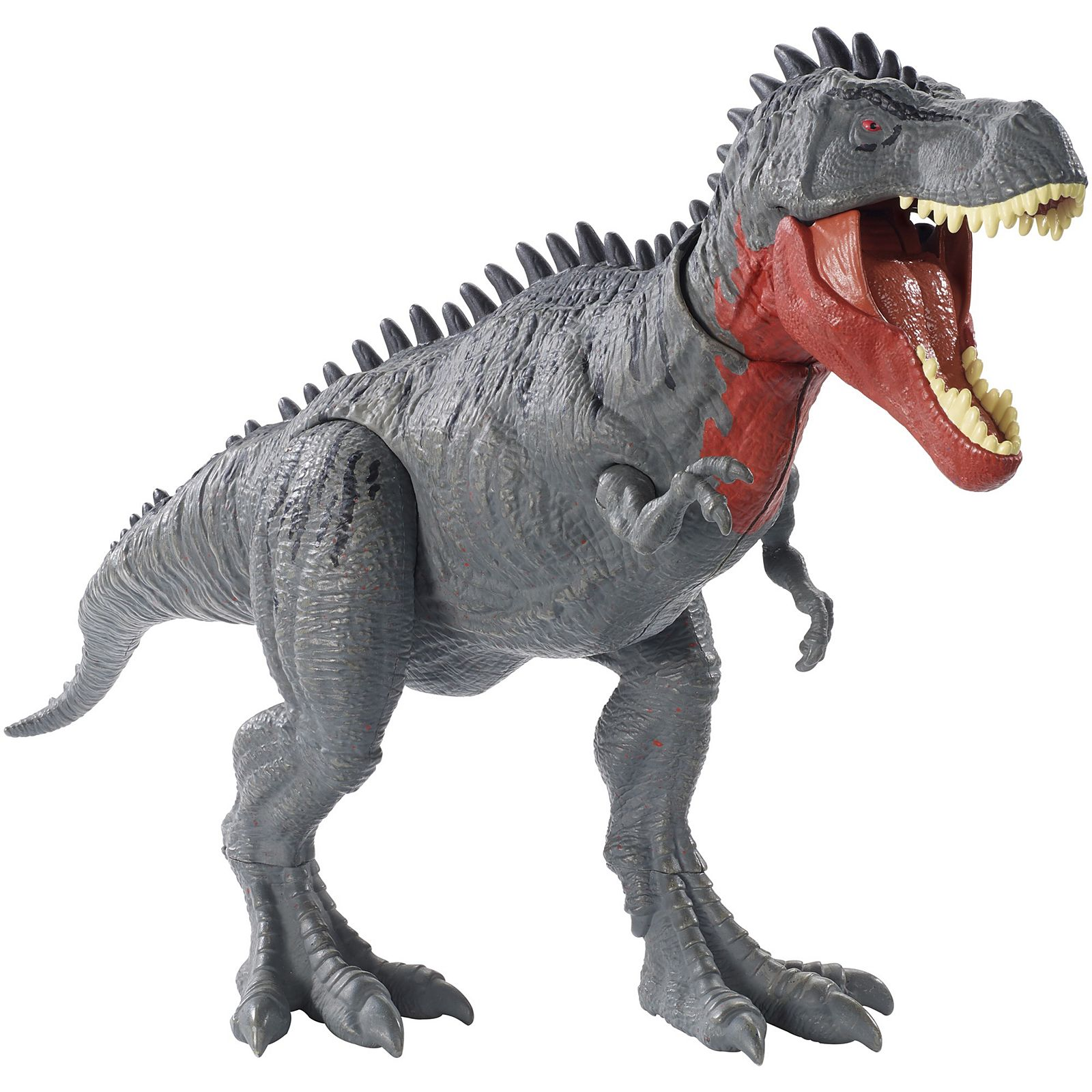 Jurassic World Massive Biters Tarbosaurus Mattel All episodes available on all 4 now: jurassic world massive biters tarbosaurus larger sized dinosaur action figure