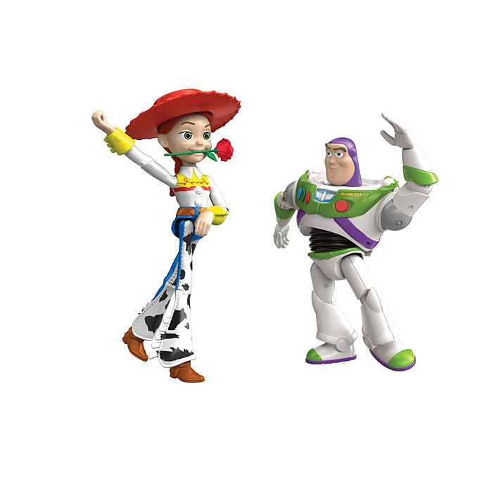 TS BUZZ AND JESSIE STORY PACK (19A)
