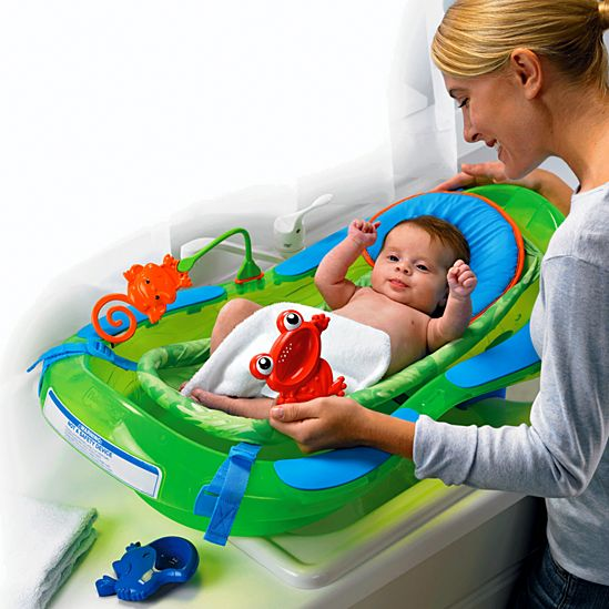 Fisher-Price Rainforest Bath Center | M3177 | Fisher-Price