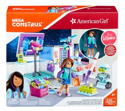 Mega Construx American Girl Lucianas Space Lab