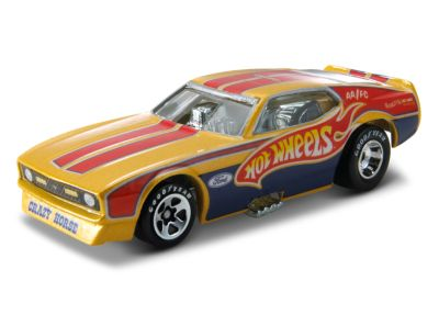 71 Mustang Funny Car N4656 Hot Wheels Collectors