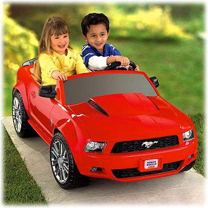 Power Wheels Ford Mustang P8195 Fisher Price