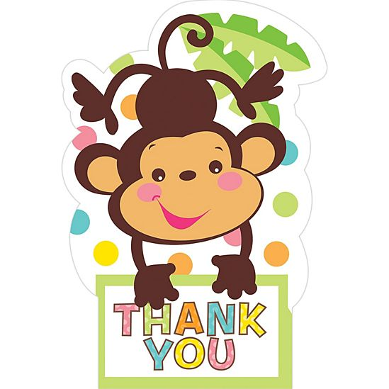 Fisher Price Baby Shower Thank You Notes 8 Count Pc00449