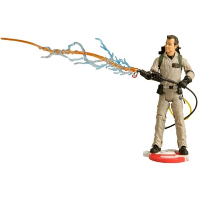 Ghostbusters 6 Peter Venkman Figure (with Proton Stream)