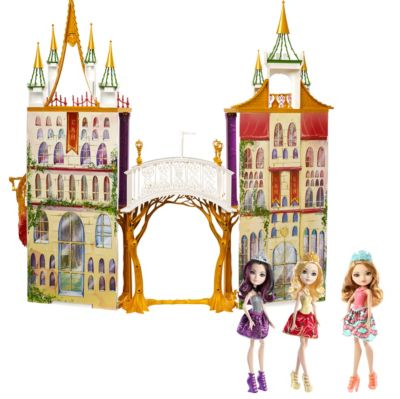 SPECIAL OFFER! Ever After High® 21 Castle  Doll Gift Set