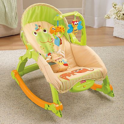 b7639514f93e Newborn-to-Toddler Portable Rocker