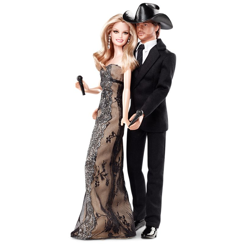 Image for TIM MCGRAW/FAITH HILL DLS from Mattel