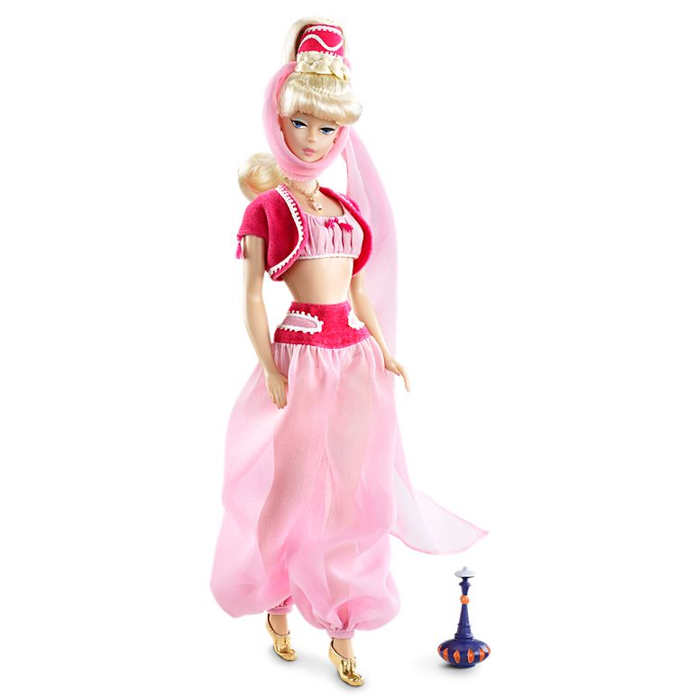 Image for I DREAM OF JEANNIE BARBIE from Mattel