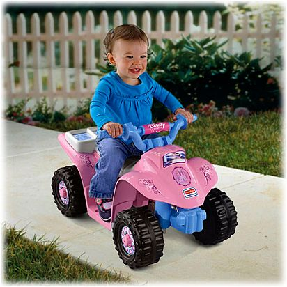Power Wheels® Disney Princess Lil' Quad™
