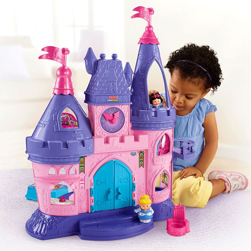 Disney Princess Songs Palace By Little People X6031 Fisher Price
