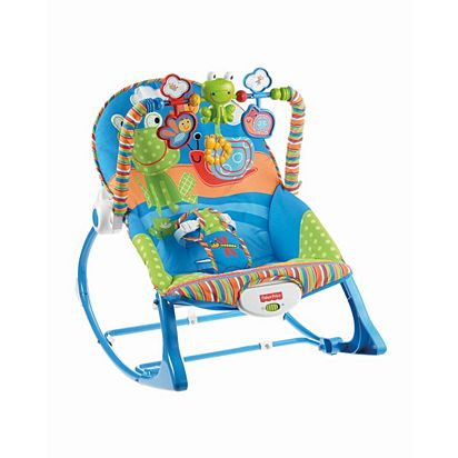 Infant To Toddler Rocker X7033 Fisher Price
