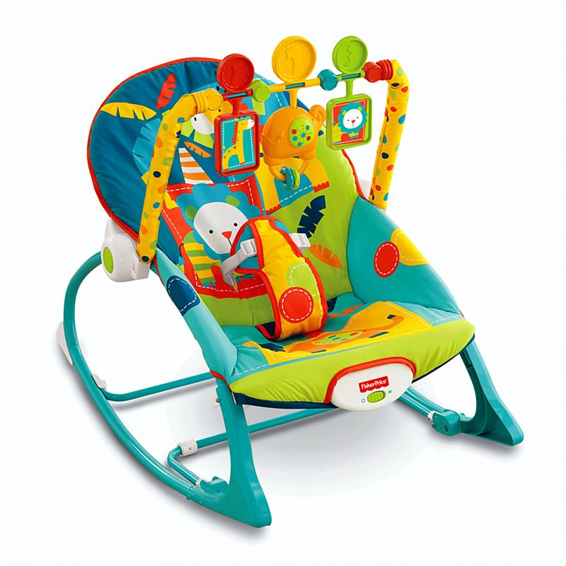Image For Infant To Toddler Rocker From Mattel