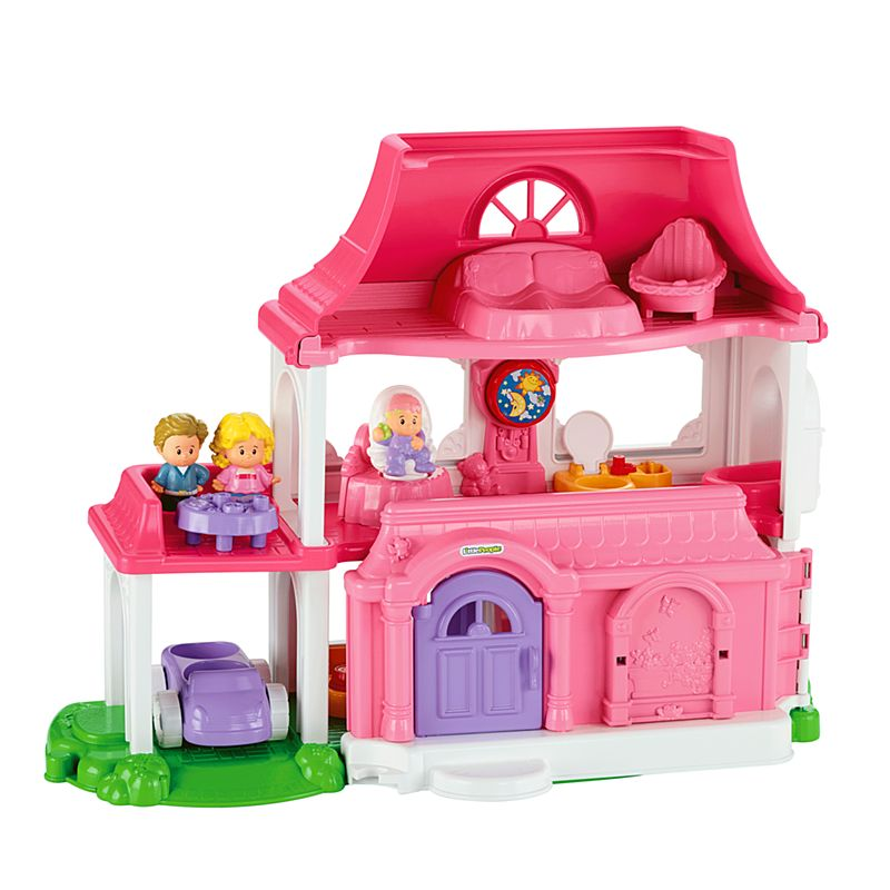 Little People Happy Sounds Home Y3678 Fisher Price