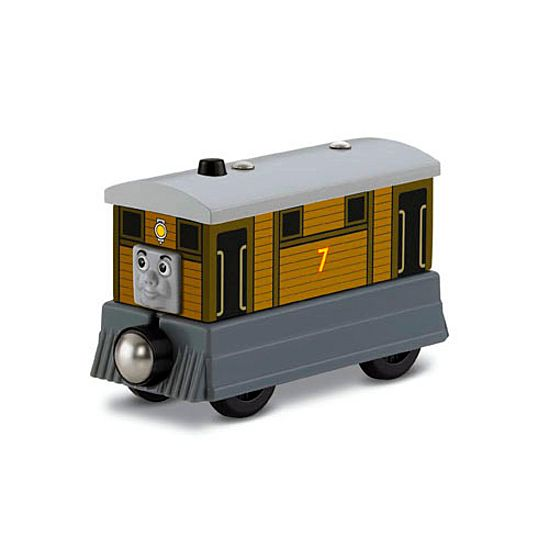 Thomas Friends Wooden Railway Toby Engine
