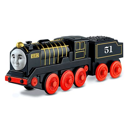 Thomas Friends Wooden Railway Battery Operated Hiro