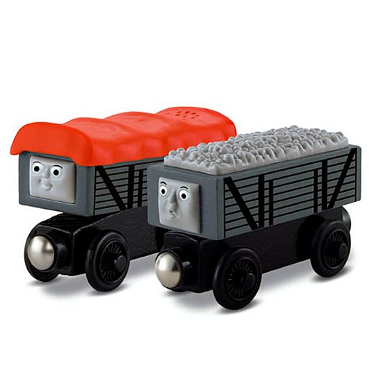 Thomas Friends Wooden Railway Giggling Troublesome Trucks
