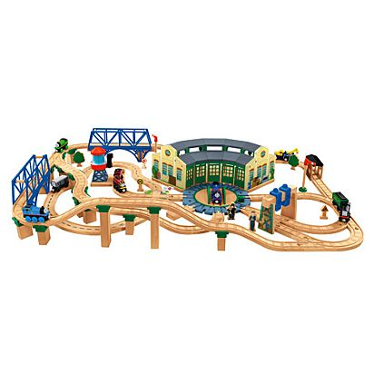Thomas & Friends Tidmouth Shed Deluxe Set | Y4474 | Fisher-Price
