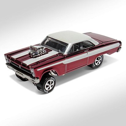 65 Mercury Comet Cyclone | Y4536 | Hot Wheels Collectors