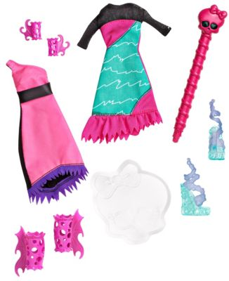 Monster High Create A Monster Color Me Creepy Sea Monster Add On Pack