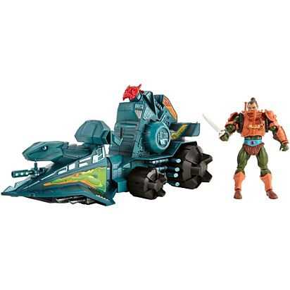 Masters of the Universe® Battle Ram™ with Man-At-Arms®