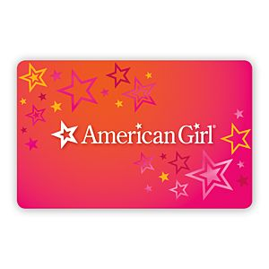 American Girl Traditional Gift Cards American Girl 174