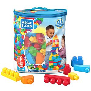 Thomas And Friends Building Blocks With Bag