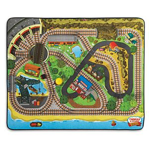 Thomas Amp Friends Wooden Railway Store And Play Carry Case