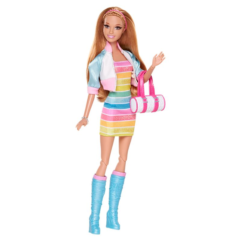 Barbie Life In The Dreamhouse Summer Doll Y7438 Barbie Signature
